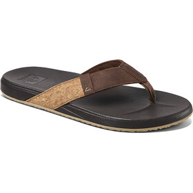Reef Cushion Phantom SE Sandals Men, brown/cork